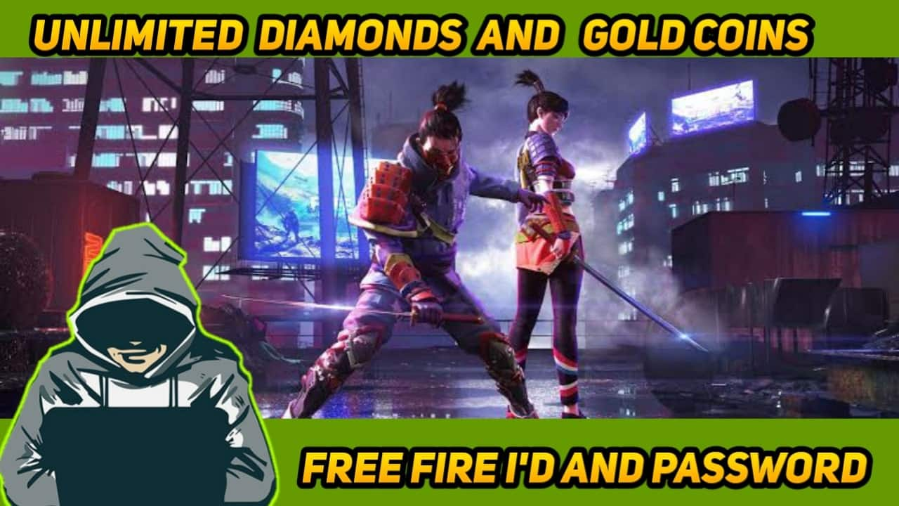 Free Fire Id And Password With Unlimited Diamonds Pointofgamer