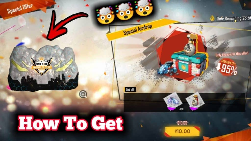 How To Get Gloo Wall Skin In Free Fire For Free Pointofgamer