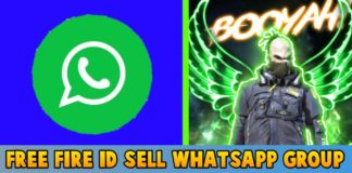 Free Fire Id Sell WhatsApp Group Join 45+ Free fire Id Sell Groups