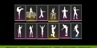 Top 10 Emotes In Free Fire